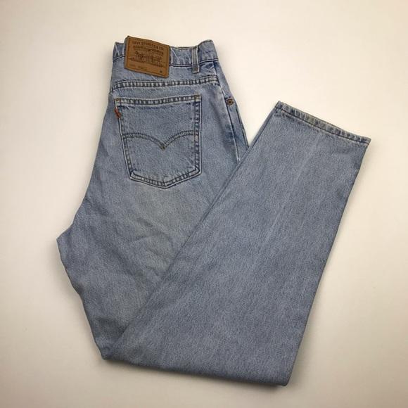 Levi's Denim - Vintage Levi's 950 High Waist wedgie fit Jeans
